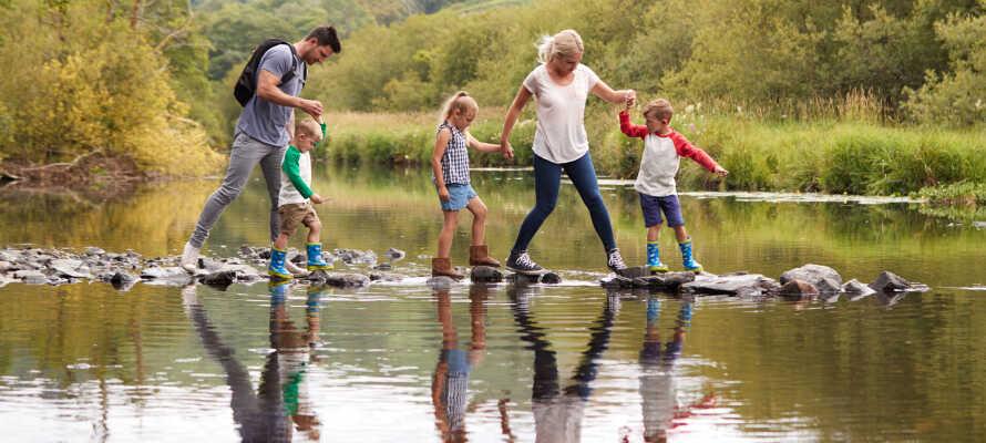Utforska Eskilstuna med omnejds tillsammans med familjen.