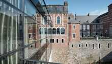 Det historiske hotellet stammer fra det 16. århundre.
