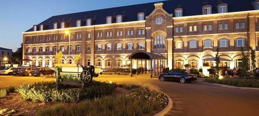 På Van der Valk Hotel Verviers väntar en härlig vistelse under er bilsemester