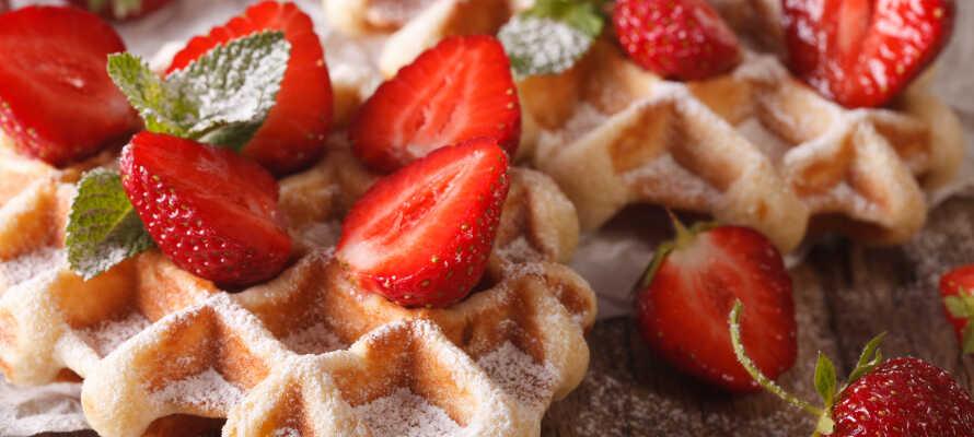 Besøk den gamle og historiske delen av Liège og opplev den belgiske matkulturen.