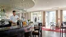 Avnjut god mat och dryck på hotellet under er vistelse.
