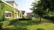 Das klassische-traditionelle belgische Hotel genießt eine schöne Lage in Flandern.