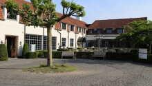 Ideale Lage für einen Aktivurlaub oder Städtetrips nach Gent und Brügge.