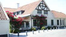 Det idylliske hotel er både velegnet til weekendophold og længere ferier.