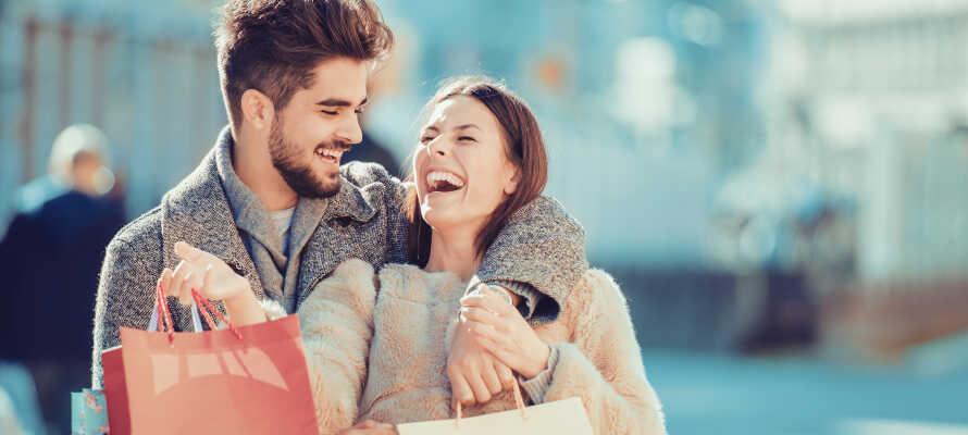 Missa inte en shoppingtur på Strøget där ni hittar många spännande butiker som ofta har bra erbjudanden