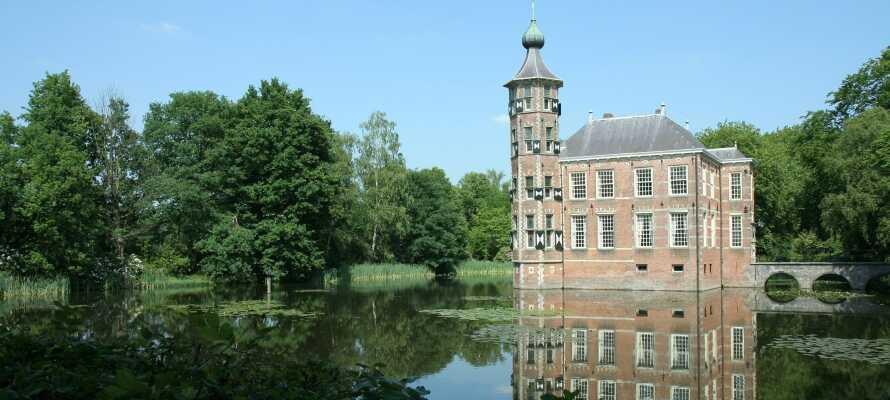 Tag på en spadserertur og læg vejen forbi det smukke Bouvigne Breda.