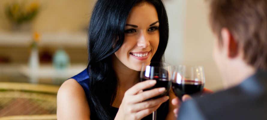 Nyt ferien med en herlig all-inclusive hotellpakke, som også inkluderer drikke.