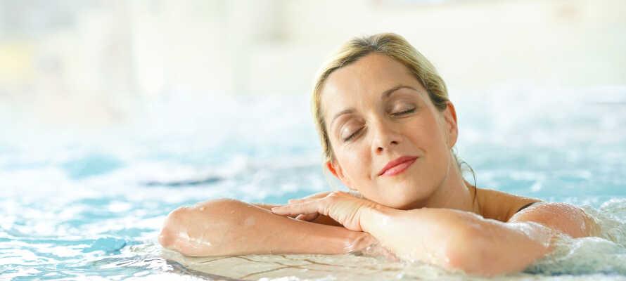 Bad Salzuflen tilbyr termiske kilder, velvære og avslapning.