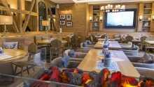 Hotellet har en koselig atmosfære, som er perfekt egnet til en familieferie.