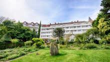 Das ACHAT Hotel Bad Dürkheim begrüßt Sie zu einem 4-Sterne-Aufenthalt in wunderschöner Umgebung.