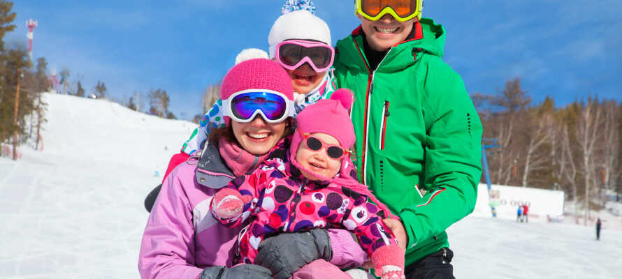 Gautefall er en familiedestiansjon med fokus på barn og barnefamilier.