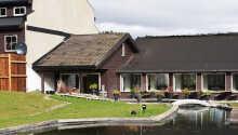 Ski Lodge Gautefall er åpent både sommer og vinter.