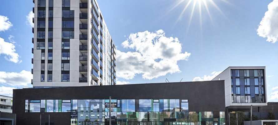 Das Hotel ist perfekt für einen Aktivurlaub in der Stadt Herning - ideal für einen Kurzurlaub in Dänemark!
