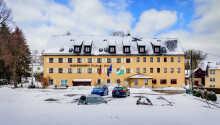 Erzgebirge är en populär semesterort vintertid