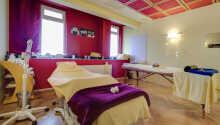Slap af med herlige massage- eller skønhedsbehandlinger.