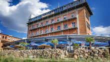 Hotel Dömitzer Hafen byder velkommen til en herlig ferie i maritime omgivelser ved Elben.