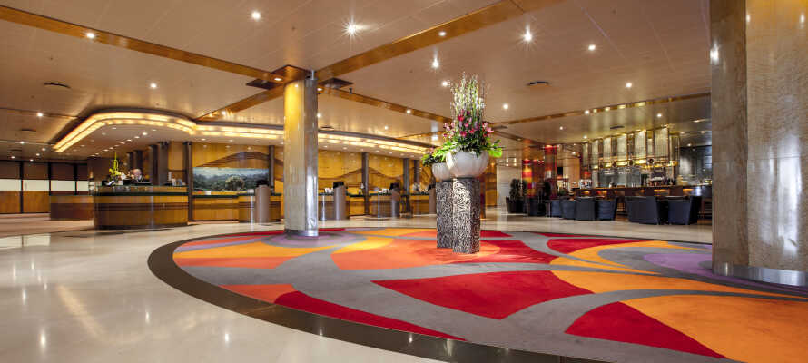 På Radisson Blu Scandinavia finder I altid komfort, stil og varme - kvaliteten er i højsædet!