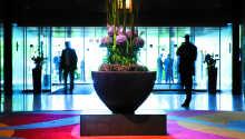 Hotellet emmer af stil og design, og har en varm atmosfære.