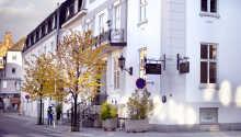 Clarion Collection Hotel Atlantic hälsar er välkomna till en härlig semester i historiska omgivningar i Sandefjord