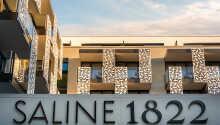 Das neu eröffnete Hotel Saline 1822 heißt Sie herzlich willkommen.