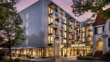 Oplev moderne gæstfrihed på det spritnye hotel, som åbnede i september 2020.