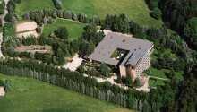 Ferienhotel Markersbach byder velkommen i rolige og naturskønne omgivelser i Erzgebirge.