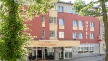 Hotel Falkenstein ønsker velkommen til et hyggeligt ophold i familievenlige rammer i Østtyskland.