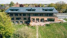 Hotel Landhafen hälsar er välkomna till en trevlig vistelse i Nordfriesland i Tyskland
