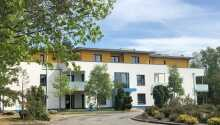 Bernsteinsee Hotel hälsar er välkomna till en härlig familjesemester i vackra omgivningar