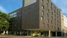 Ghotel & Living Koblenz hälsar er välkomna till en trevlig semester centralt i romantiska Koblenz