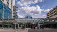 Hilton Geneva Hotel byder velkommen til ophold i elegante og indbydende rammer i Genève.