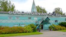 Varmt välkomna till Good Morning Örebro, beläget i Gustavsvik vid sidan av vattenlandet Lost City.