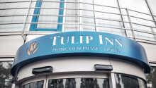Tulip Inn München Messe hälsar er välkomna till en mysig semester i lugna omgivningar strax utanför centrala München