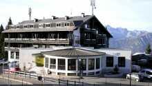 Dolomiti Chalet byder velkommen til alletiders familieferie på Monte Bondone i Trento-alperne.