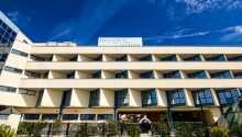 Hotel Tuscany Inn byder velkommen til en skøn kør-selv ferie i hjertet af den toscanske kurby, Montecatini Terme.