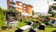 Bio Hotel Elite byder velkommen til en skøn ferie i den norditalienske kurby, Levico Terme.