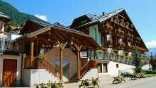 Hotel Parco dello Stelvio byder velkommen til et skønt ophold i afslappende rammer i Norditalien.