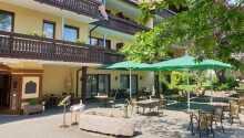 Det romantiske Ringhotel Pflug ligger i Oberkirch mellem Strasbourg og Schwarzwald.