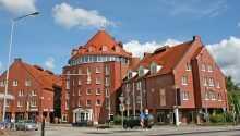 Lübecker Hof ligger lige udenfor den charmerende hansestad, Lübeck