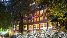 Hotel Domicil Hamburg ligger få kilometer fra Hamburs smukke centrum