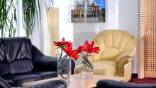 Nyt ferien i de komfortable møblene