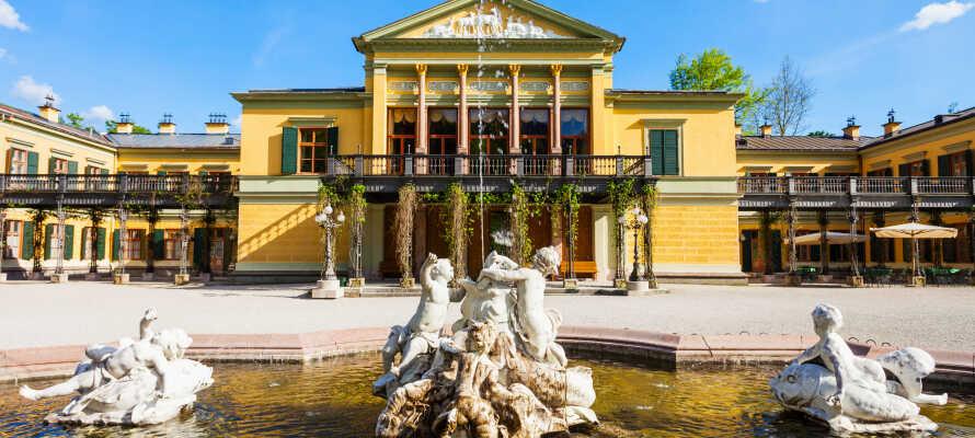 Et besøk ved Franz Joseph og Sisi's 'Kaiservilla' i Bad Ischl er et