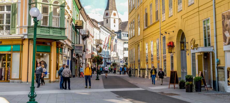 Bad Ischl er en hyggelig liten by med keiserlig sjarme.