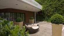 Varmt välkomna till Hotel Goldenes Schiff och den charmiga kurorten Bad Ischl, i Österrike.