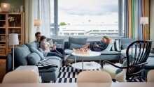Nyd et dejligt ophold sammen med familien på det eneste IKEA-hotel i verden.