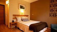 Das Fagersta Brukshotell verfügt über 52 gemütliche Zimmer, die alle einen komfortablen Rahmen für Ihren Aufenthalt bieten.