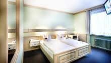 Hotellets rum erbjuder en komfortabel bas under er vistelse