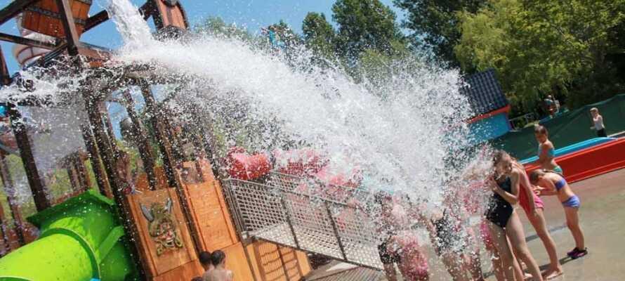 Sjov og ballade i flere afskygninger for børn og barnlige sjæle, besøg f.eks. Bon-Bon land eller ZooPark.