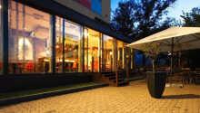 Absolutum Hotel ligger i den gamle bydel, Prag 7, i centrum af Prag