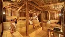 Nyd livet og slap af i saunaen
